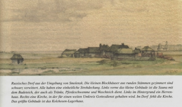 1943.05.10 Smolensk,Dorf, Hofmann