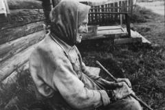 06 Kovaljev, Waleri, Baeuerin 100 Jahre alt