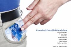 das tolle geld - plakat deutsch