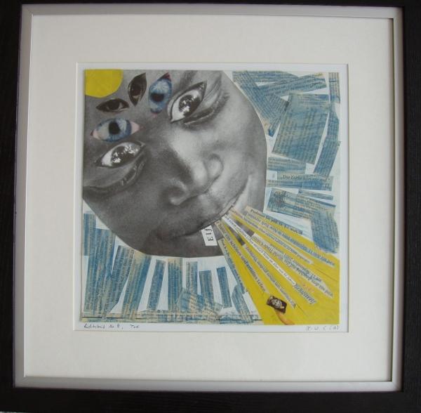 Lichtstreif 9, Tod, 2003, Bild 2