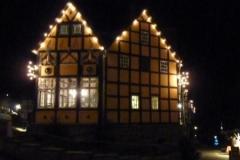 Freilicht bei Nacht