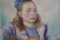 1942.Niessen.Frau.Gitarre