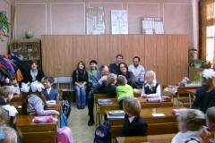 Hospitation in Schule 27